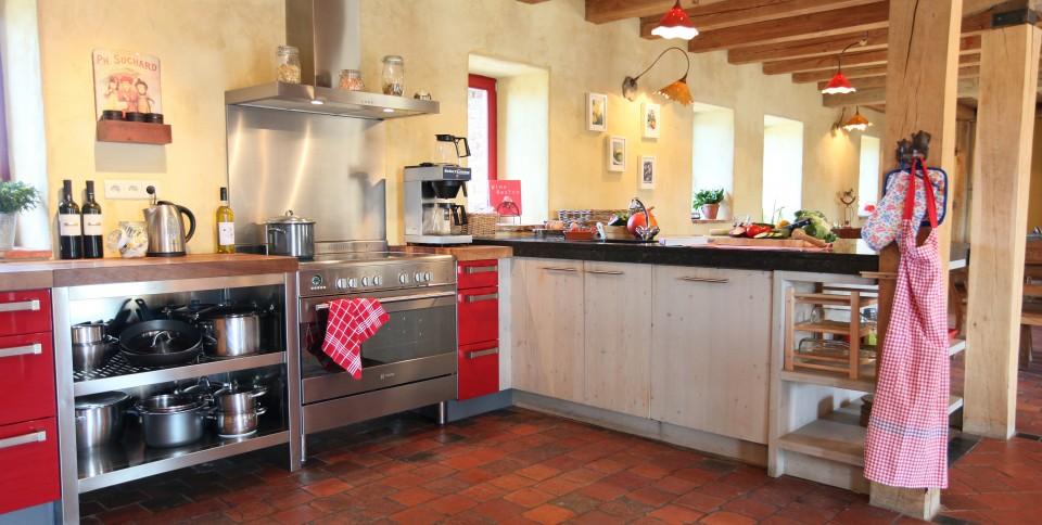 w keuken